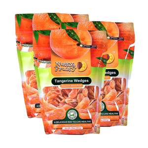 Nutty & Fruity Tangerine Wedges 3 Pack (567g per Pack)