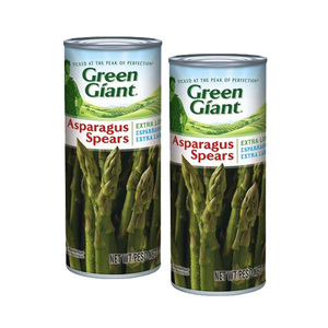 Green Giant Extra Long Asparagus Spears 2 Pack (425g per Can)