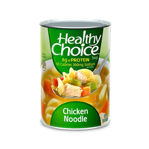 Healthy Choice Chicken Noodle Soup 425g