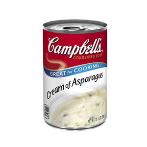 Campbell's Condensed Soup Cream of Asparagus 298g