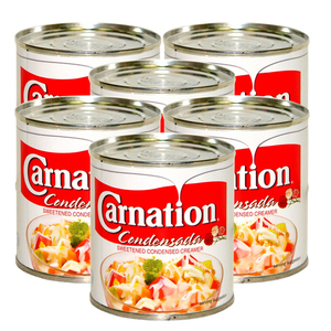 Carnation Condensada 6 Pack (300ml per pack)