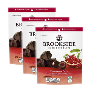 Brookside Dark Chocolate Pomegranate Flavor 3 Pack (907g per Pack)