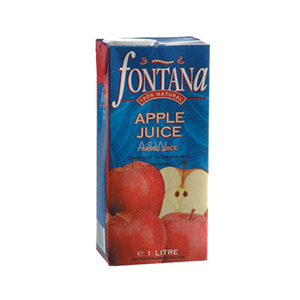 Fontana Apple Juice 1L