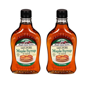 Maple Grove Farms Maple Syrup 2 Pack (251.4ml per pack)