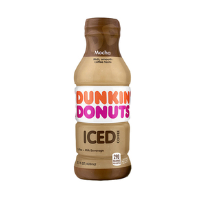 Dunkin Donuts Iced Coffee Mocha 405ml