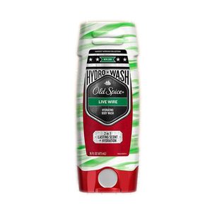 Old Spice Live Wire Hydrating Body Wash 473ml