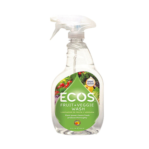 Ecos Fruit & Vegetable Wash 650ml
