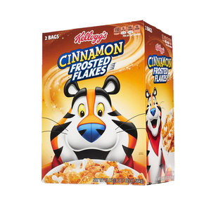Kellogg's Cinnamon Frosted Flakes Cereal 1.5kg