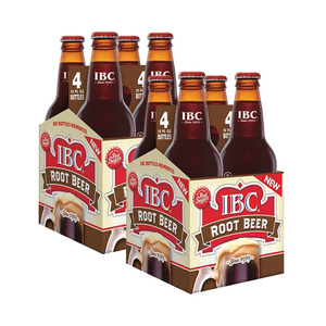 IBC Root Beer 2 Pack (4x340g per Pack)