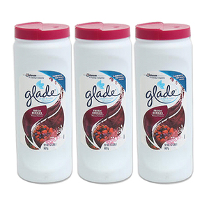 SC Johnson Glade Freshener Fresh Berries 3 Pack (907.1g per pack)
