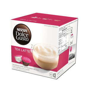Nescafe Dolce Gusto Tea Latte 16 Count