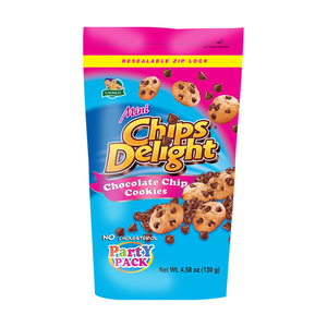 Chips Delight Mini Chocolate Chip Cookies 130g