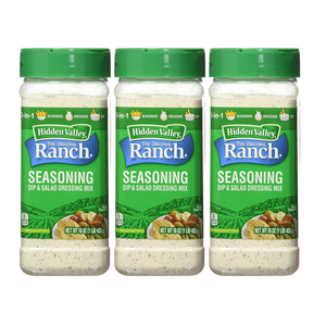 Hidden Valley Original Ranch Seasoning and Salad Dressing Mix 3 Pack (453g per pack)