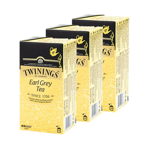 Twinings Earl Grey Tea 3 Pack (25's per Box)