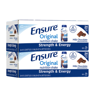 Ensure Original Nutrition Shake Milk Chocolate 2 Pack (24's per pack)