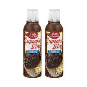 Betty Crocker Chocolate Decorating Cupcake Icing 2 Pack (258g per Bottle)