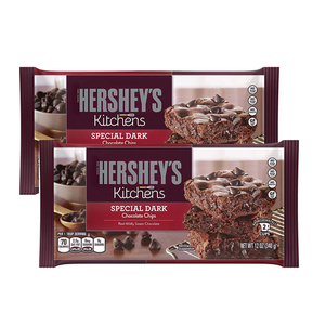 Hershey's Kitchens Special Chocolate Chips 2 Pack (340g per pack)