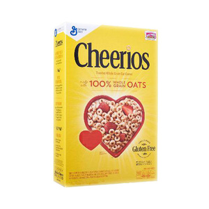 General Mills Cheerios 100% Whole Grain Oats 1.1kg