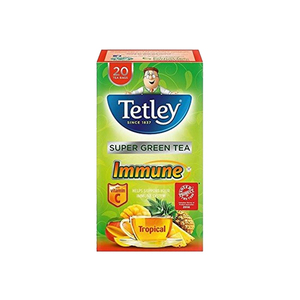 Tetley Immune Super Green Tea 20's