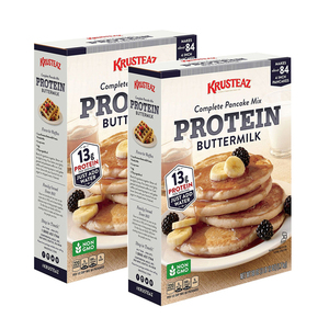 Krusteaz Protein Pancakes Mix 2 Pack (1.7kg per pack)