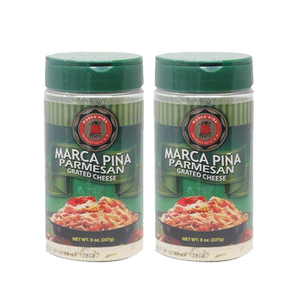Marca Pina Parmesan Grated Cheese 2 Pack (227g per pack)