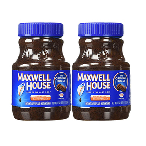 Maxwell House Instant Coffee 2 Pack (226g per pack)