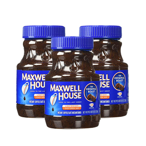 Maxwell House Instant Coffee 3 Pack (226g per pack)