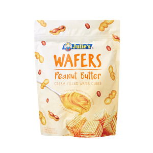 Julie's Peanut Butternut Wafer 150g
