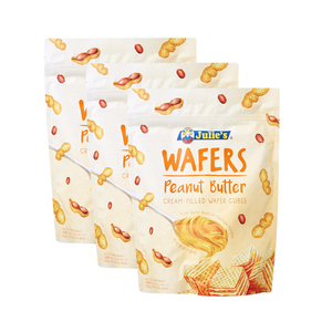 Julie's Peanut Butternut Wafer 3 Pack (150g per pack)