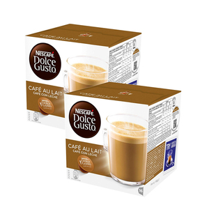 Nescafe Cafe Au Lait 2 Pack (16ct per pack)