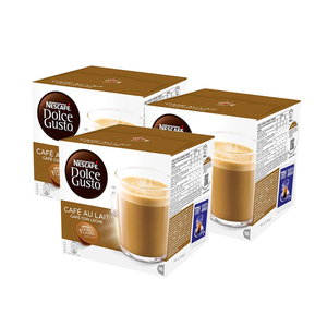 Nescafe Cafe Au Lait 3 Pack (16ct per pack)