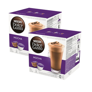 Nescafe Dolce Gusto Mocha 2 Pack (16ct per pack)