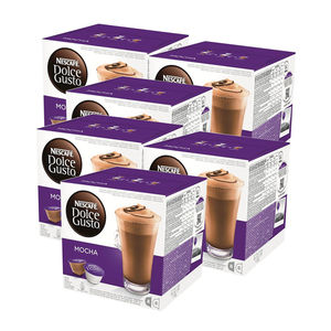 Nescafe Dolce Gusto Mocha 6 Pack (16ct per pack)