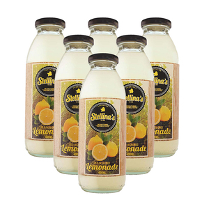 Stellina's Lemonade 6 Pack (400ml per pack)