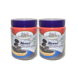 Maison D'or Nerro Creamy Spread 2 Pack (400g per pack)