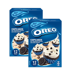 Oreo Cup Cake Mix 2 Pack (280g per pack)