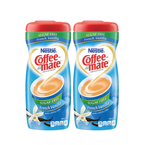 Nestle Coffeemate French Vanilla Sugar Free 2 Pack (289.1g per pack)