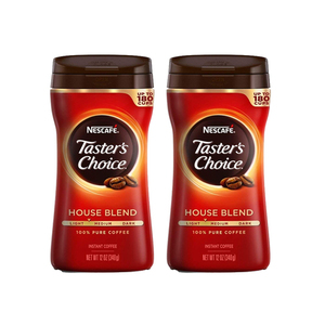 Nescafe Taster's Choice 2 Pack (340g per pack)