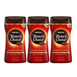 Nescafe Taster's Choice 3 Pack (340g per pack)