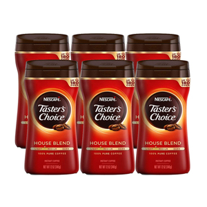 Nescafe Taster's Choice 6 Pack (340g per pack)