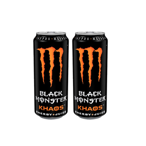 Monster Khaos Energy Drink 2 Pack (473ml per pack)