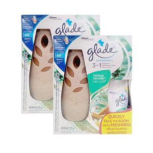 Glade Ocean Escape Automatic Spray 2 Pack (175g per pack)