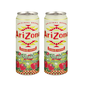 Arizona Kiwi Strawberry Fruit Juice 2 Pack (680ml per pack)