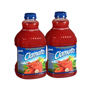 Clamato Tomato Cocktail 2 Pack (1.89L per pack)