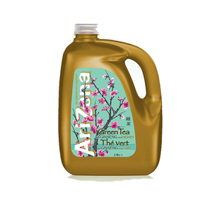 Arizona Greentea with Ginseng and Honey 3.78L