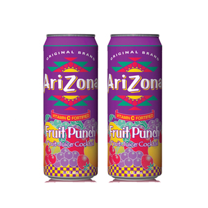 Arizona Fruit Punch 2 Pack (680ml per pack)