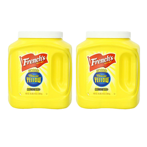 French's Classic Mustard 2 Pack (2.98kg per pack)