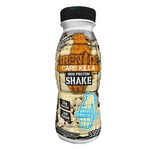 Grenade Carb Killa White Chocolate High Protein Shake 330ml