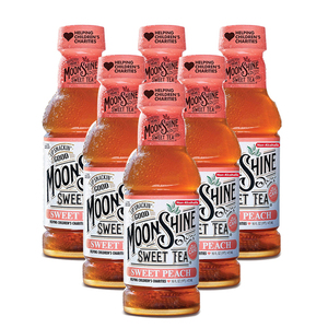 MoonShine Sweet Tea Sweet Peach 6 Pack (473ml per pack)