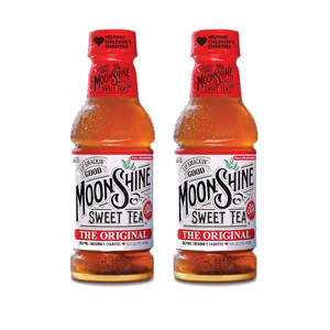 MoonShine Sweet Tea The Original 2 Pack (473ml per pack)